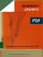 Quantum Physics Berkeley Physics Course Eyvind Wichman