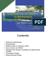 REDD y Gobernanza_Bastiaan Louman