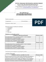 12.8. Fisa de Evaluare Salariati DIRECTOR ECONOMIC