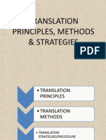 Translation Strategies