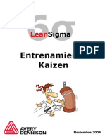 Sigma Kaizen Training