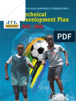 TECHNICAL DEVELOPMENT PLAN-2013-2016