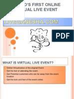 LIVE Ganesha