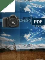Aprenda a Fotografar Em 7 Lições