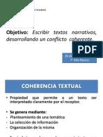 1) 26 de Marzo, Coherencia, Palabras en Contexto, Conectores.