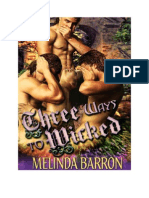 61222004 Three Ways to Wicked Melinda Barron