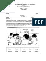 27651063 Soalan ENGLISH BI Bahasa Inggeris Tahun 5 Paper 2