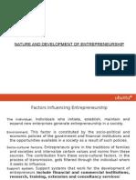 entrepreneurship lecture # 2