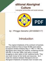 Traditional Aboriginal Culture