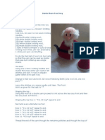 Santa Claus Tea Cosy