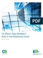 ERwin Role Relational Cloud