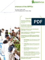 Plantwise IPPC CPM8 side event programme