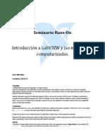 Manual Ejercicios Seminario Daq y Labview