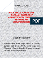 Farmakologi II