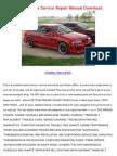 Nissan 200sx Service Repair Manual Download