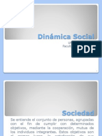 Dinámica Social 2013