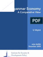 Myint (2010) Myanmar Economy_A Comparative View.pdf