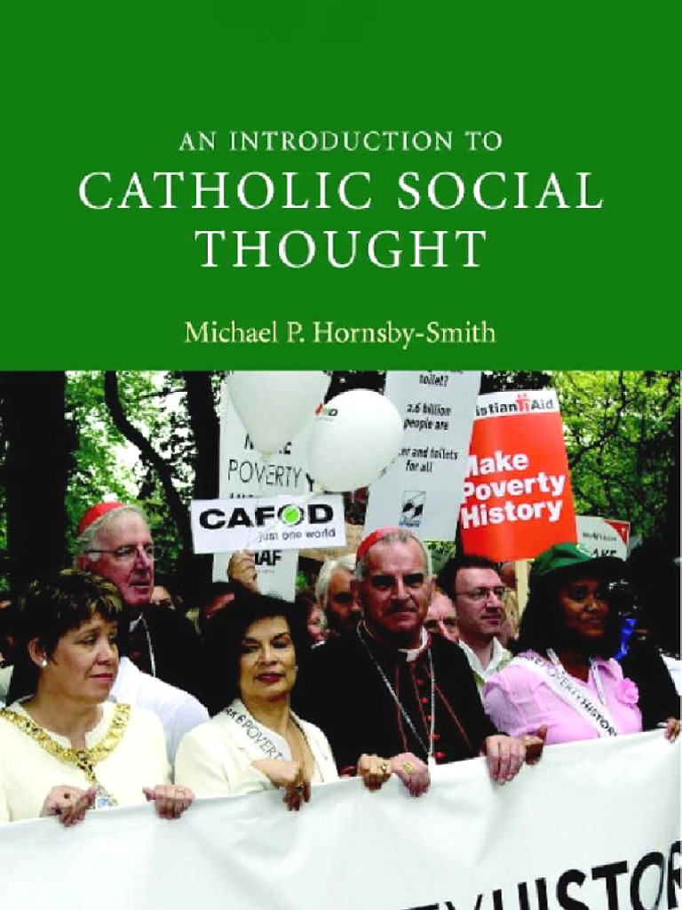 An Introduction to Catholic Social Thought | Catholic Social Teaching |  Social Justice