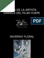 Obras de La Artista Daniela Del Pilar Huepe Artigas