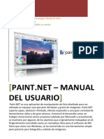 Manual Paint.net