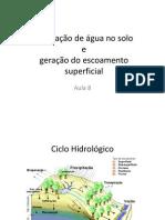 Hidrologia Basica Aula8
