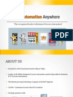 Automation Anywhere Introduction.ppsx