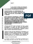 NOTA SOBRE CONSTITUCIÓN COMUNIDAD DE REGANTES