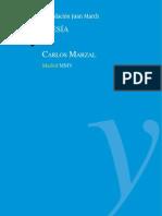 Poemas de Carlos Marzel