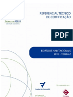 Referencial Técnico - Edificios habitacionais (AQUA)
