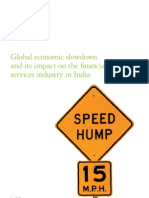 Global Economic Slowdown-Financial Services