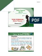 Pert_05_Teori Permainan (Game Theory)