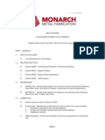 Monarch Clip 3 Part CSI Specification