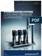 Hydro Booster Systems