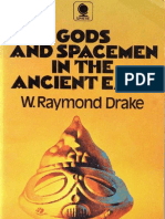 Gods and Spacemen in the Ancient East - W. Raymond Drake
