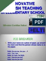01 - Innovative English Teaching - Magelang 21 April 2010