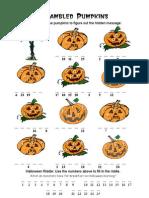Scrambled Pumpkins