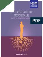 Rse Rapport 2012