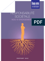 Rse Rapport 2012
