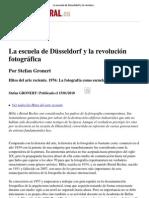 51309189 La Escuela de Dusseldorf y La Revolucion Fotografica