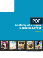 Digital Magazine Anatomy