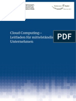 Leitfaden Cloud Computing
