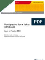 Managing Risk Falls Workplaces Cop 2011