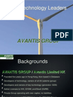 Short Overview Avantis