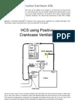 Hydrocarbon Crack System