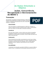 Banco de Dados Orientado a Objeto2