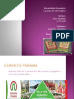 Cemento Panama 2013