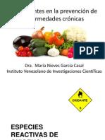 Antioxidantes en La Prevencion de Enfermedades Cronicas