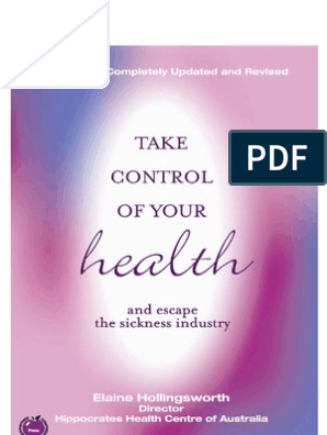 Take Control of Your Health and Escape Sickness Industry | Thyroid