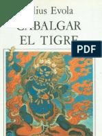 Julius Evola - Cabalgar El Tigre