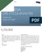 New Media Life Cycle Analysis